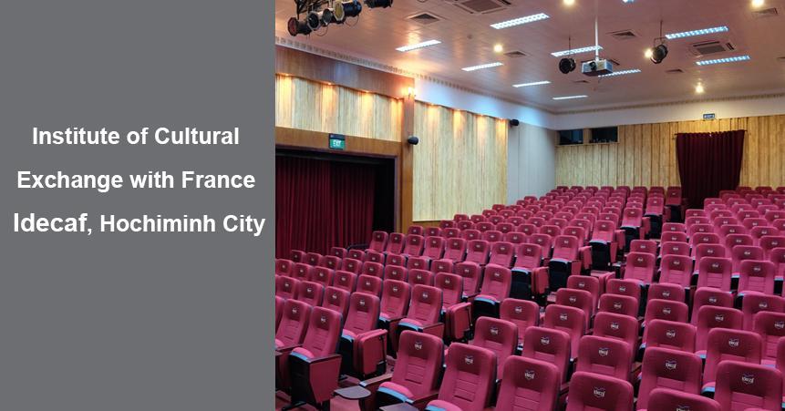 Viện trao đổi văn hoá với Pháp - Idecaf Q.1,  Tp.HCM