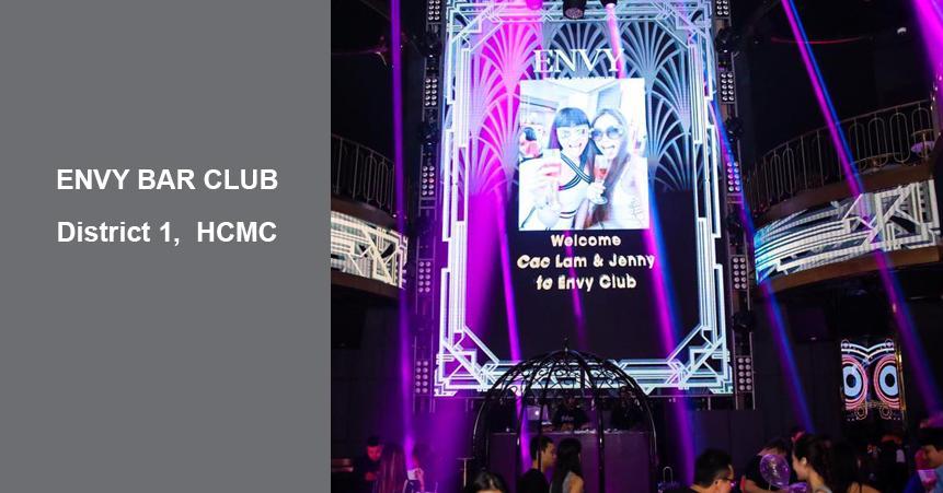 ENVY BAR CLUB - Q.1, Tp. HCM
