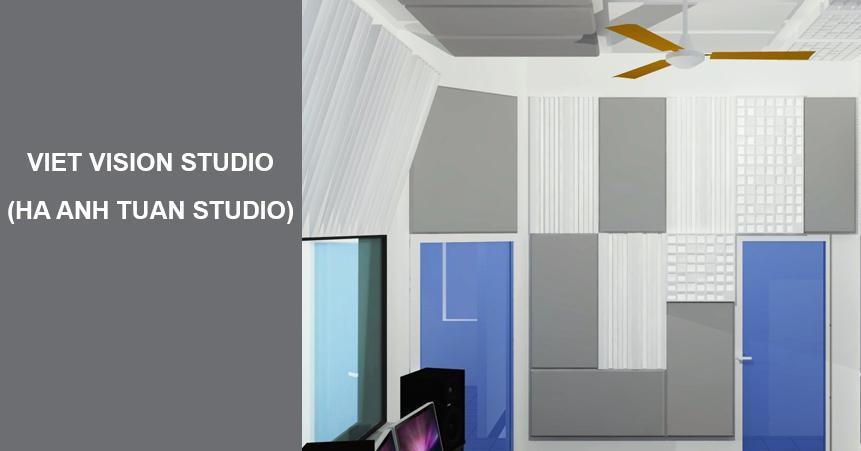 Phòng thu âmViet Vision (Hà Anh Tuấn)