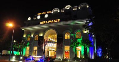 Trung tâm Hội Nghị - Tiệc Cưới HERA PALACE
